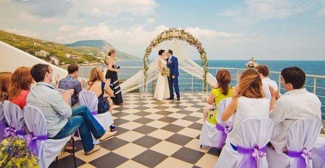 Фото 7282212 в коллекции Свадьба в Крыму! - Ведущая Эльвира Девликамова