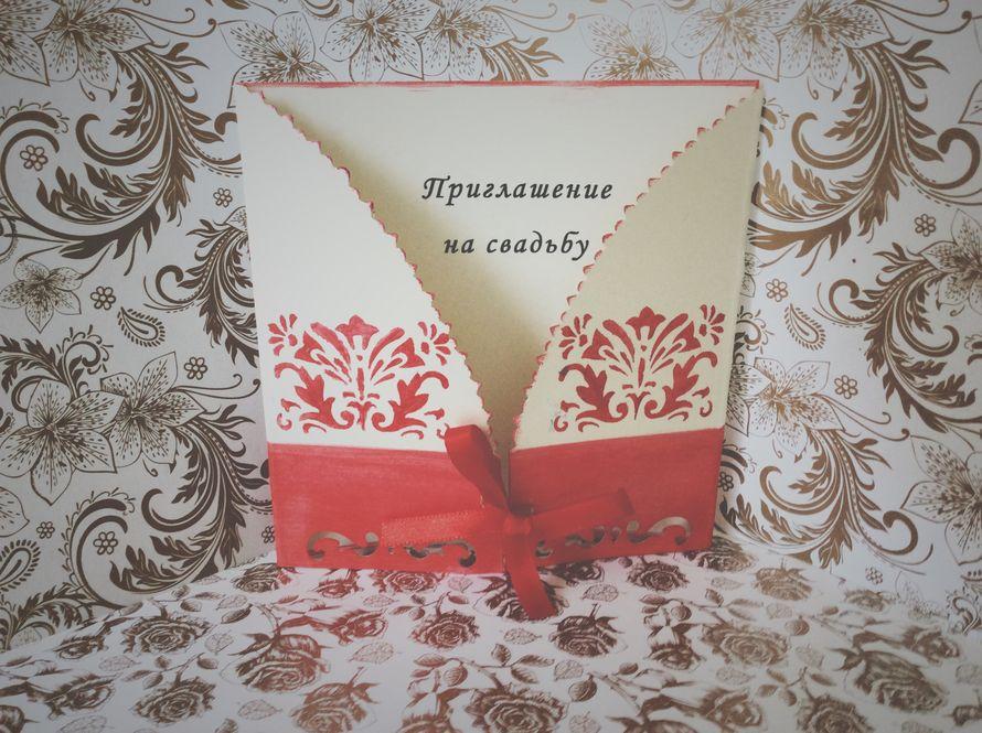 Фото 6123413 в коллекции Пригласительные - Пригласительные ручной работы Cardmaking_simf