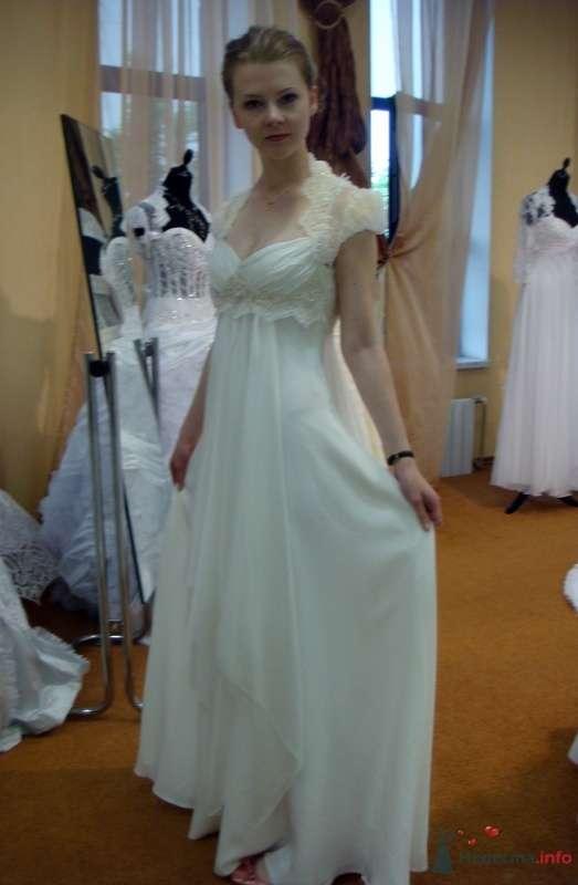 Платье №1, с болеро - фото 26557 malysh_eva