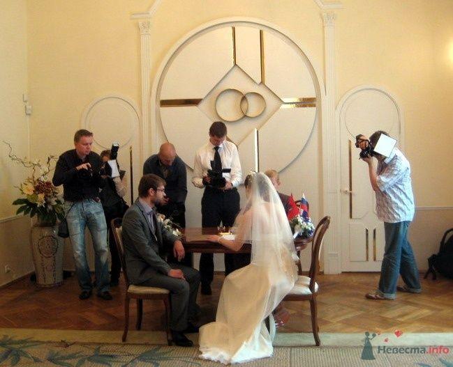 Фото 36406 в коллекции Оленька и Андрюша :) Свадьба!