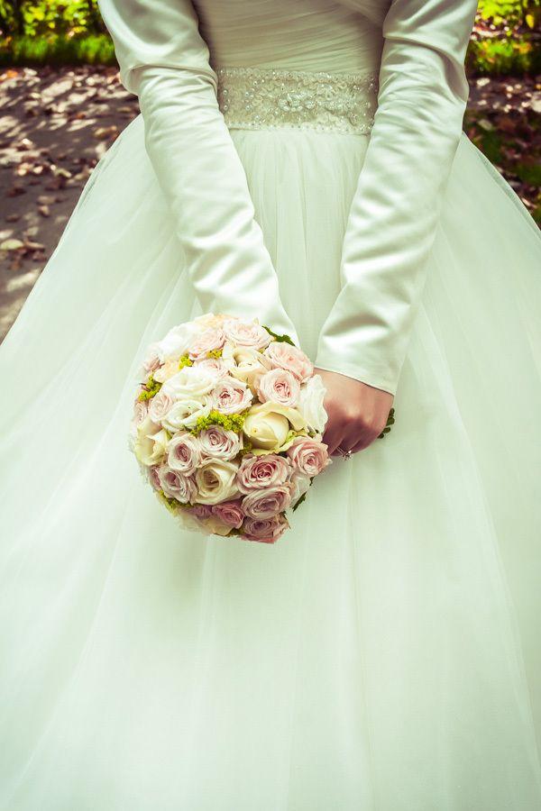 """Букет невесты """"Осенняя нежность"""""""