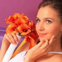 Свадебный макияж и прическа