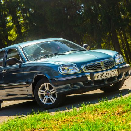 Аренда авто Газ 3111 Волга, цена за 1 час