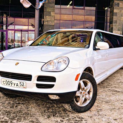 Porsche Cayenne в аренду