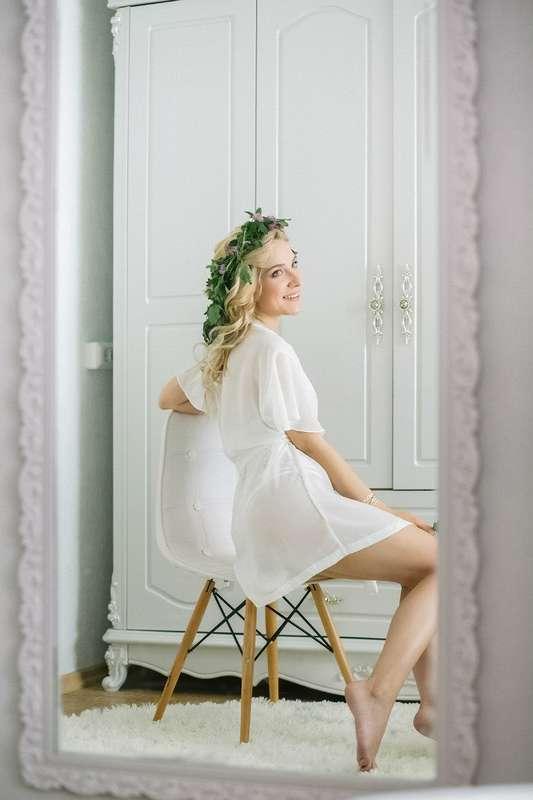 Фотограф Кристина Бельская. Утро невесты - фото 8037836 Стилист-визажист Ирина Кондакова