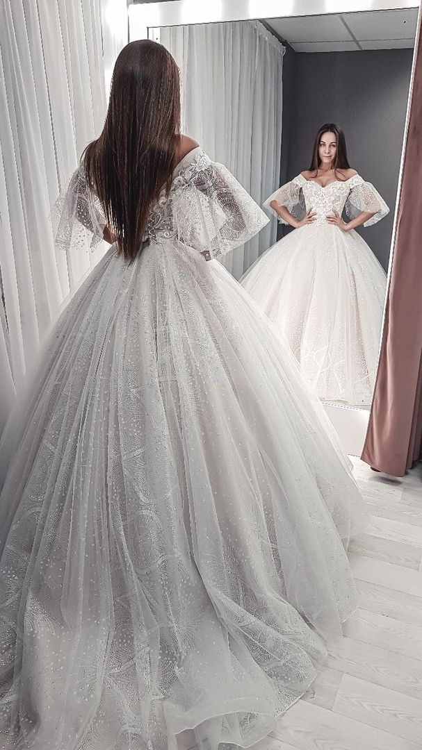 "Свадебное платье Анжелика 36 000 ₽ - фото 19308650 Свадебный салон ""Lady in white """