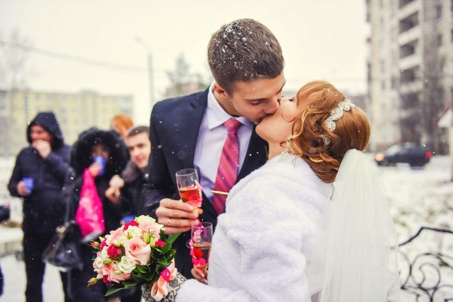 Фото 6340843 в коллекции Наши невесты и их букетики))..и,конечно,женихи!!! - Time Flowers