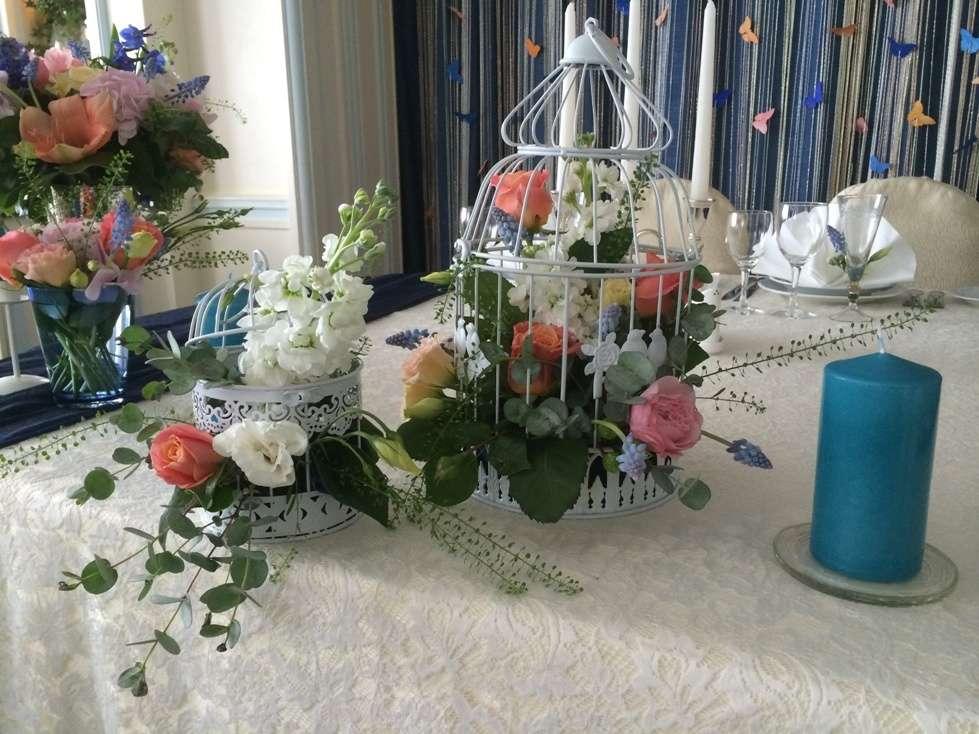 Президиум - фото 8031710 Оформление свадеб – Beauty flowers