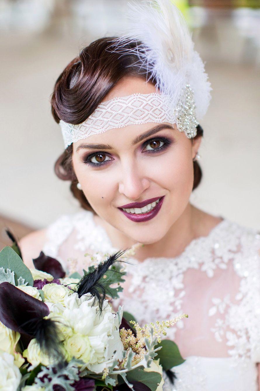 Фото 16608062 в коллекции Свадьба в стиле Гэтсби - Оформление свадеб – Beauty flowers