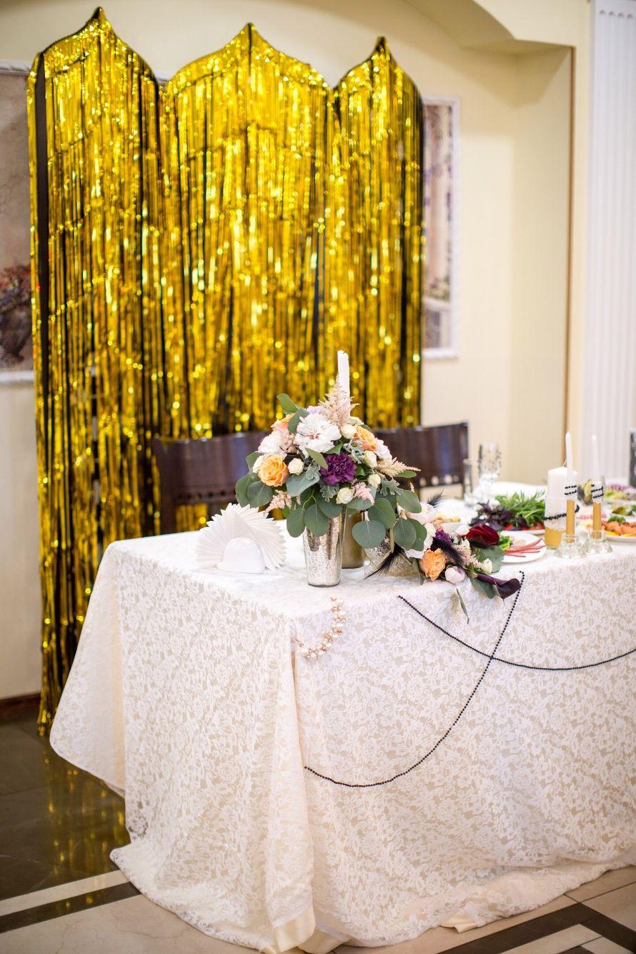 Фото 16608084 в коллекции Свадьба в стиле Гэтсби - Оформление свадеб – Beauty flowers