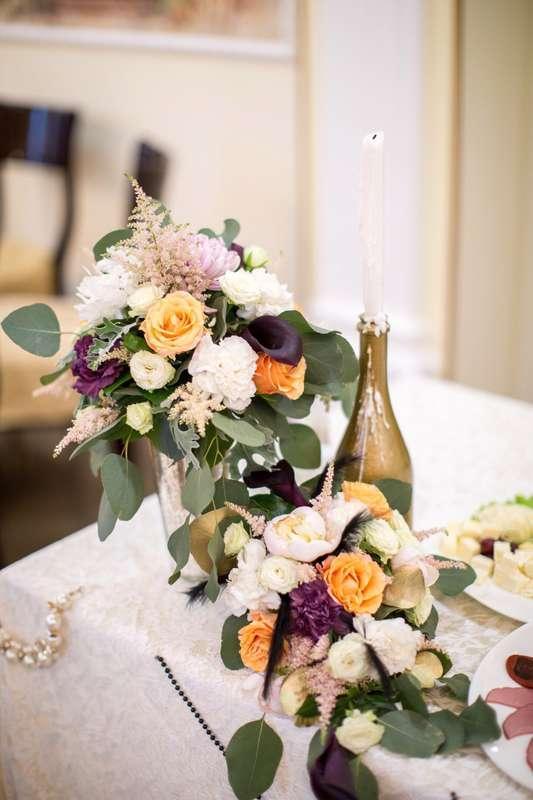 Фото 16608086 в коллекции Свадьба в стиле Гэтсби - Оформление свадеб – Beauty flowers