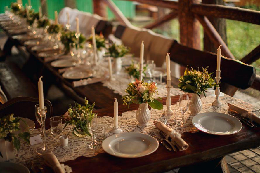 """Фото 16611716 в коллекции РыбСовхоз """"Гжелка"""" - Оформление свадеб – Beauty flowers"""