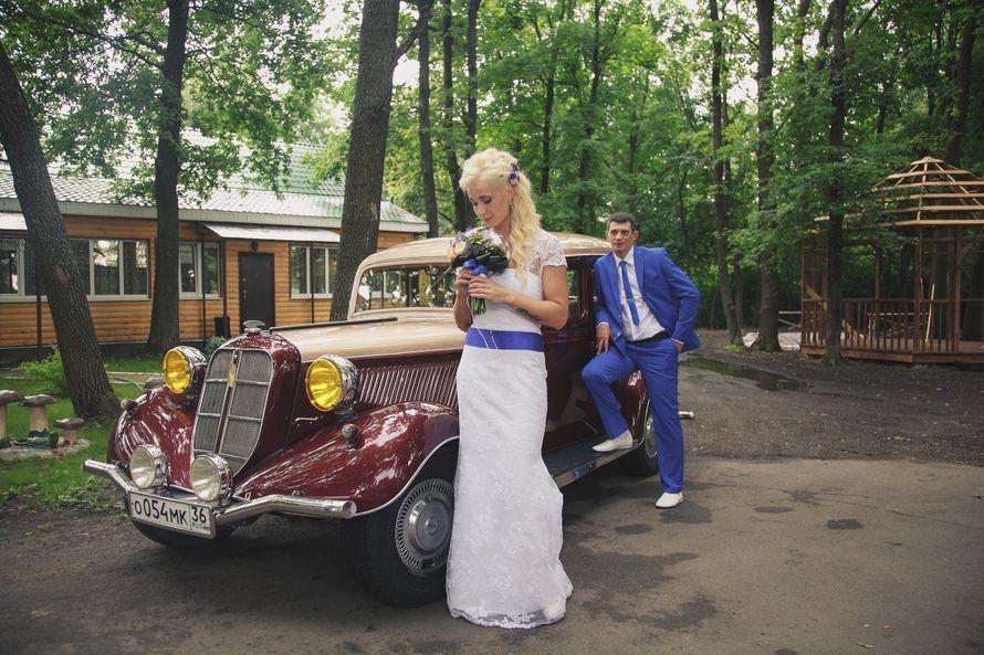 Фото 6446110 в коллекции фото с мероприятий - Ретро клуб Победа - аренда автомобилей