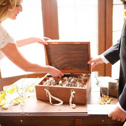 Проведение винной церемонии