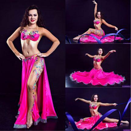 Фламенко (испанский танец) + восточный танец