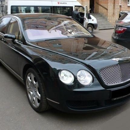 Аренда авто Bentley Continental Flying Spur