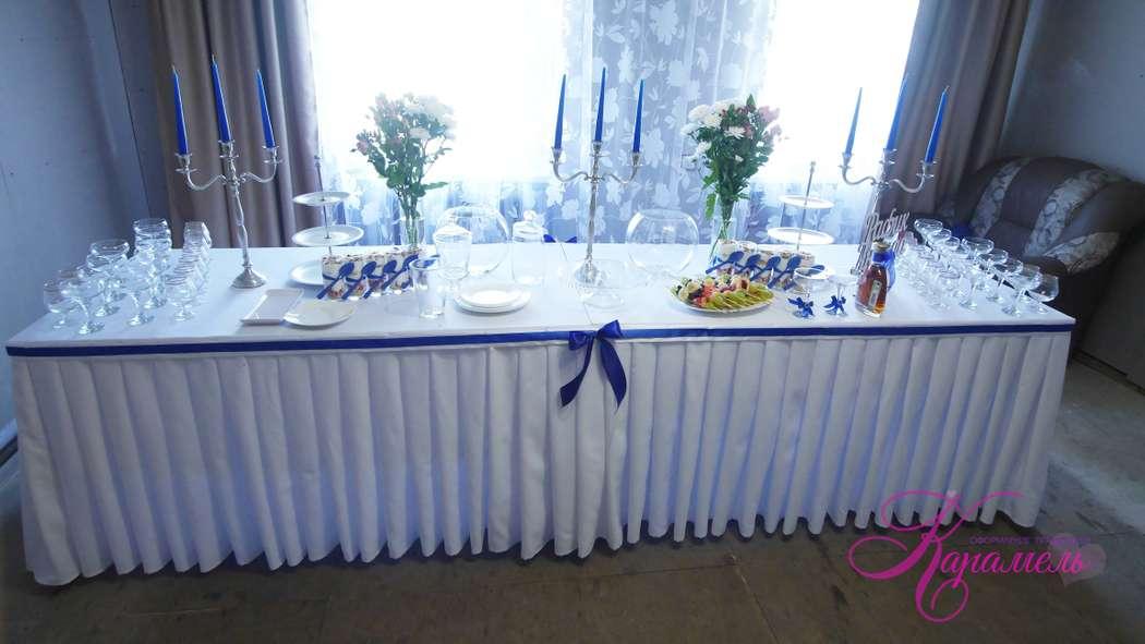 """Фото 6549728 в коллекции Синяя свадьба - Студия оформления праздников """"Карамель"""""""