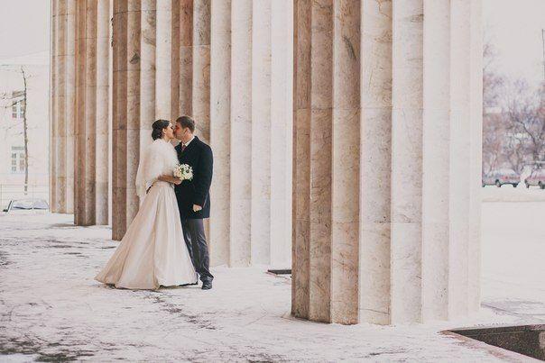 Где проводят свадебные фотосессии в спб зимой