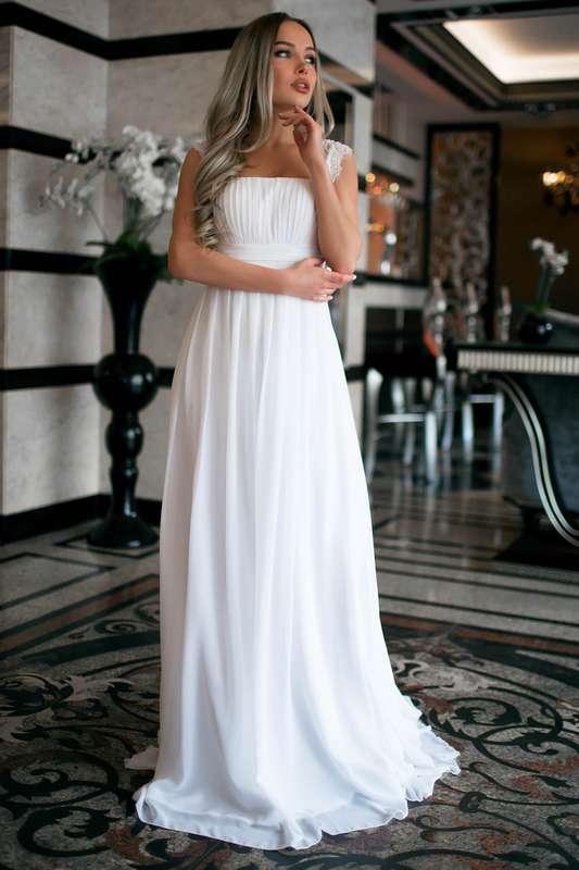 Свадебные платья для беременных в спб