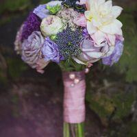 Свадебный фотограф Elena Bogdanova букет невесты