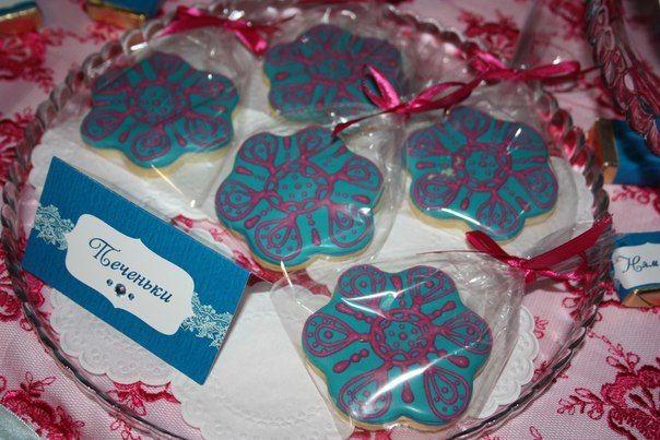 Фото 6586854 в коллекции Вкусный candy bar на свадьбе - Студия декора и флористики  - Malina group