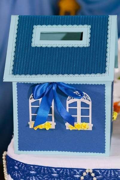 Фото 6586888 в коллекции Сине-жёлтая свадьба - Студия декора и флористики  - Malina group