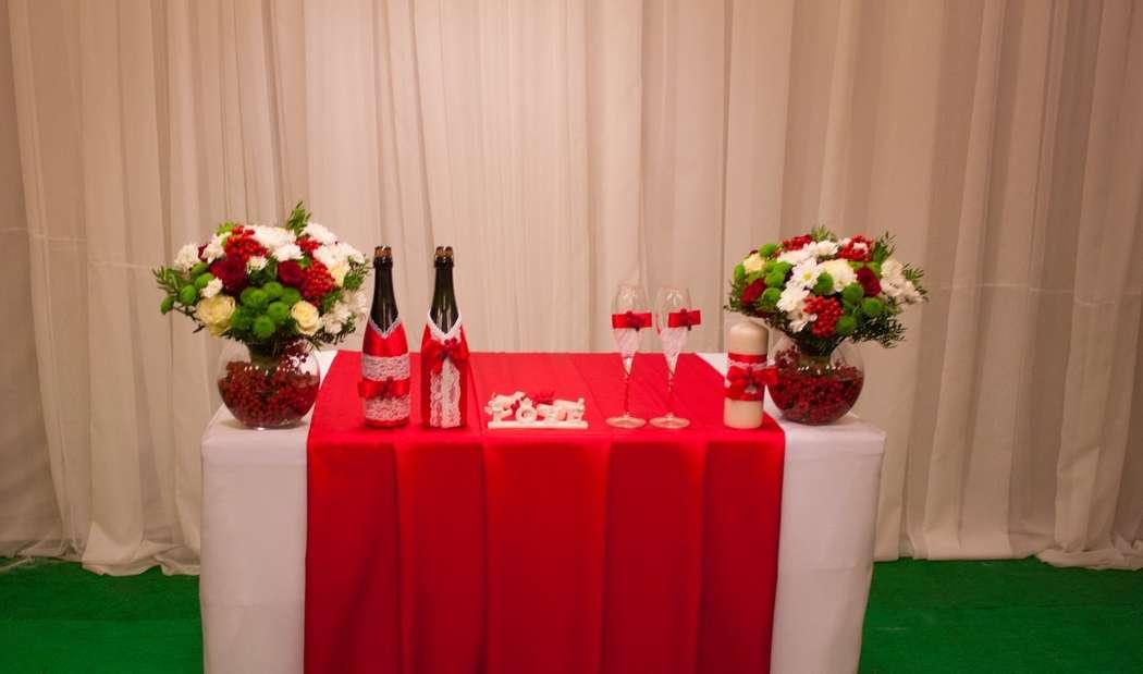 Фото 13329004 в коллекции Рябиновая свадьба - Студия декора и флористики  - Malina group