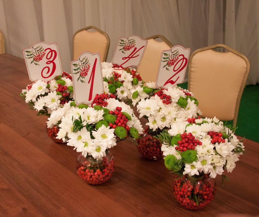 Фото 13329006 в коллекции Рябиновая свадьба - Студия декора и флористики  - Malina group