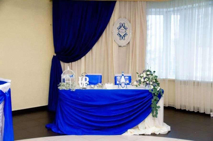 Фото 17213854 в коллекции Голубая свадьба. - Дизайнер-флорист, шоколатье Светлана Байбородова