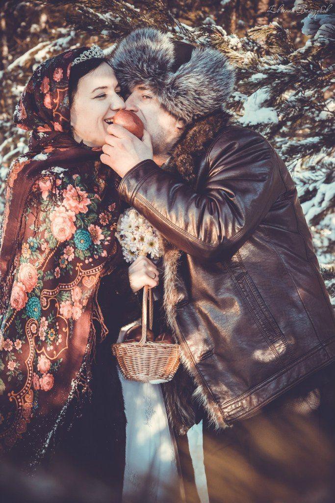"17.01.2015 Женя&Маша - фото 6606746 Фото-видео студия ""Штрих"""