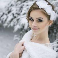 Очаровательная Даша) Макияж, прическа, украшения для волос- Юлия Олейникова Фото- Злата Власова