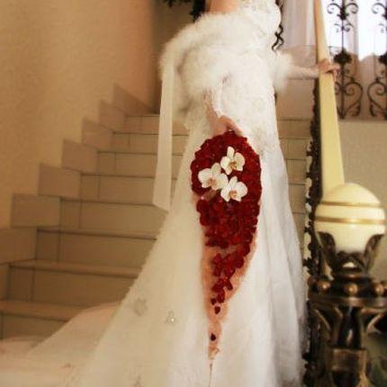Авторские букеты для невесты
