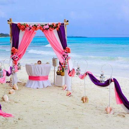 Свадебные церемонии в Доминиканской Республике