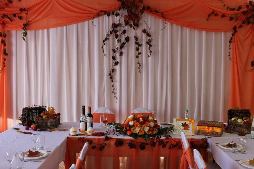 Задник и президиум - фото 7143840 Flower pie - флористика и декор