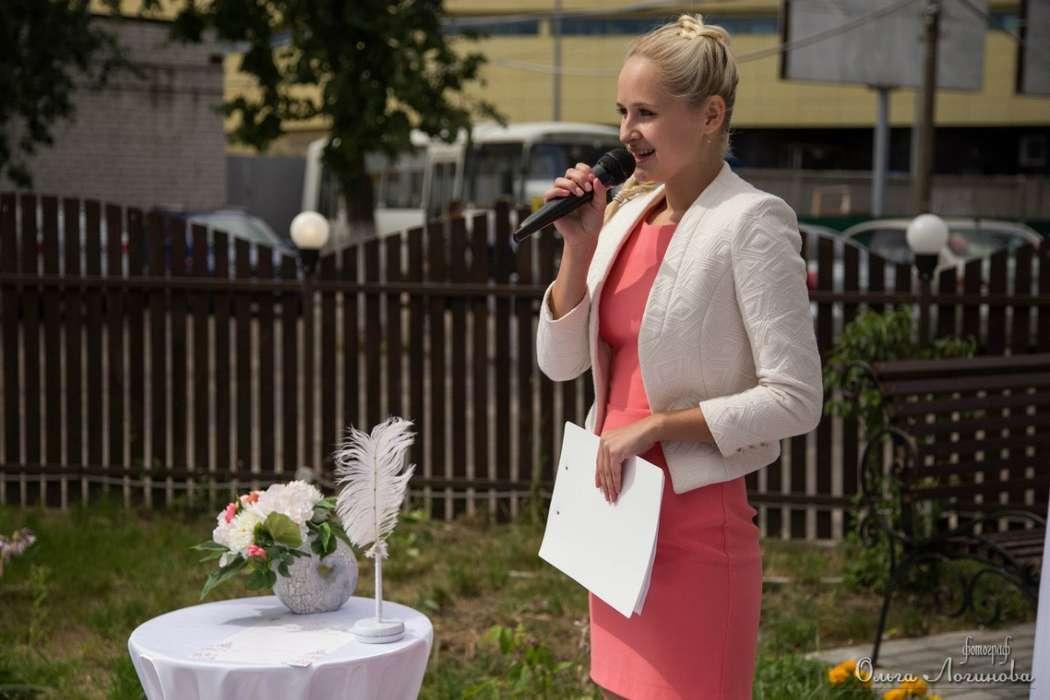 Фото 6699348 в коллекции Выездные регистрации брака - Ведущая Мария Лаптева