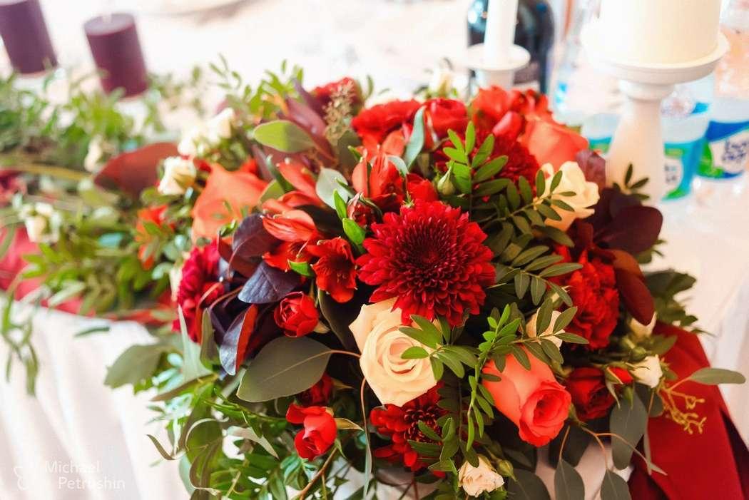 "Flowers&Decor - ""Зеленая Кухня""  Photo - Михаил Петрушин  - фото 9379828 Цветочная мастерская ""More цветов"""