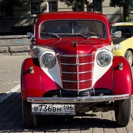Аренда авто Москвич-401, цена за 1 час