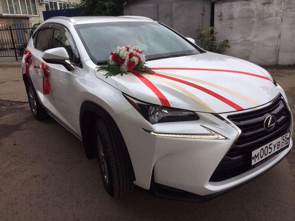 """Фото 6806540 в коллекции Lexus HX (белый) - """"Золотой Венец"""" - свадебное агентство"""