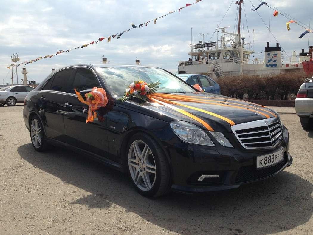 """Фото 6807210 в коллекции Mercedes- E класса (черный) - """"Золотой Венец"""" - свадебное агентство"""