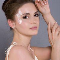 """""""Белые Бабочки""""  Визажист: Ellen Visage Фотограф: Александр Погодин"""