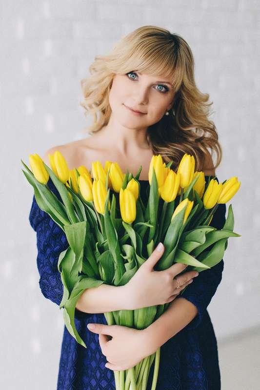 Фото 18195574 в коллекции вечерние,торжественные прически,макияж,фотосессии - Свадебный стилист-визажист Жанна Шевлякова