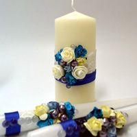 оформление свечей от 500р