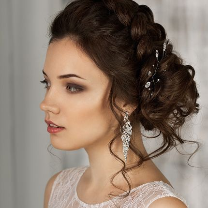 Свадебные косы