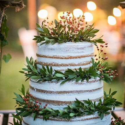 Торт в стиле Рустик -2016