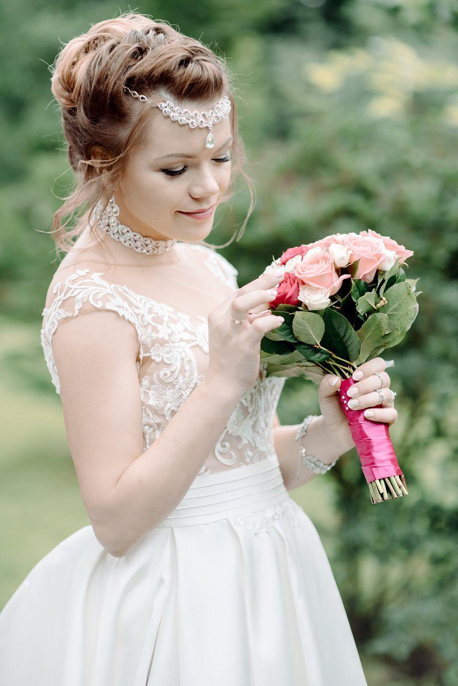 свадьба, выездная регистрация, фотограф, розовый, ретро, свадебный фотограф, жених, невеста - фото 16450814 Маслова Виктория - фотограф