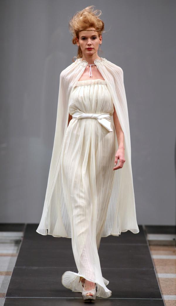 свадебное платье с показа мод - фото 1036399 Студия  свадебных платьев Diana Pavlovskaya