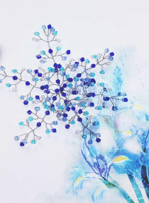 Фото 7012360 в коллекции Свадебные украшения IRIS -  Iris accessories