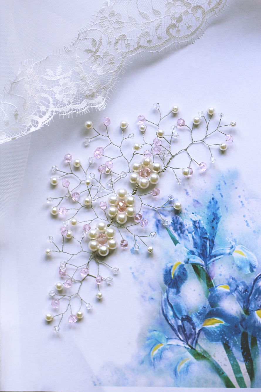 Фото 7012374 в коллекции Свадебные украшения IRIS -  Iris accessories