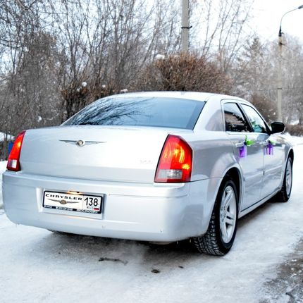 Аренда прокат Chrysler 300C