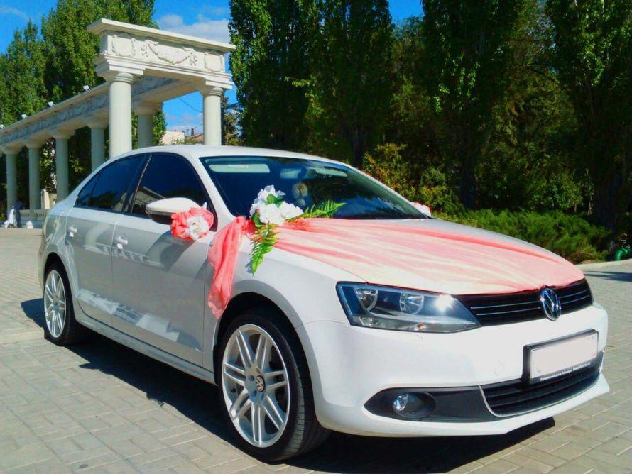 Свадебный кортеж Volkswagen Jetta